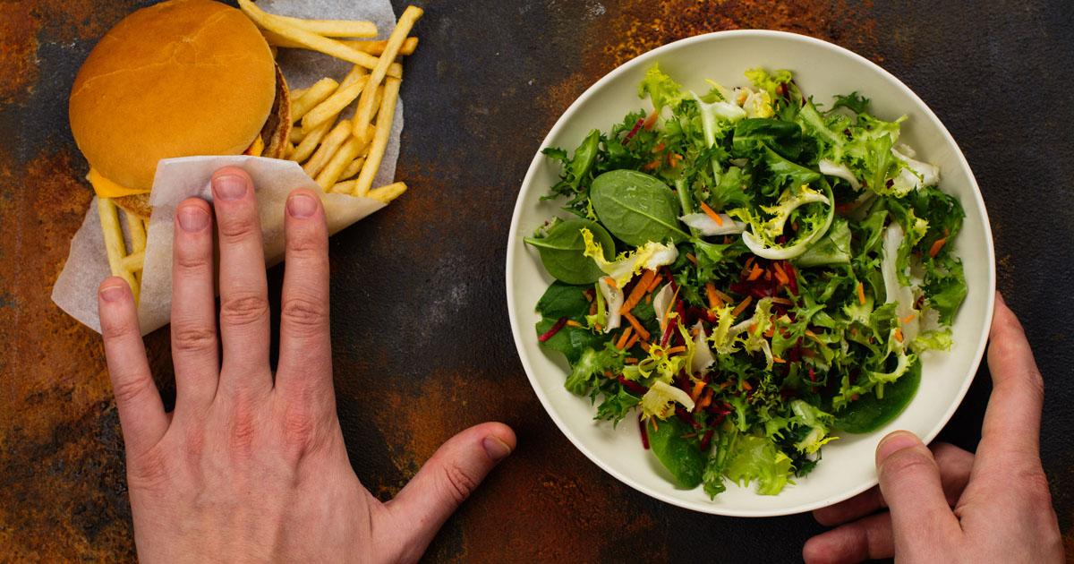 Healthy Trucking Lifestyle Choose Good Food